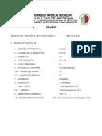 ESCUELA ACADÉMICO PROFESIONAL DE MEDICINA