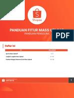 Mass Upload User Guide (New UI)