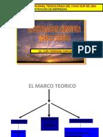 1 EL MARCO TEÓRICO