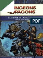 D&D 4.0 - ITA - Manuale Del Giocatore 1