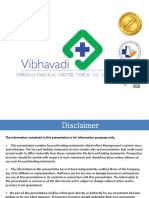Presentation VIBHA 2015 show