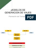Modelos de generacion
