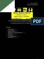 CATALOGO MENSUAL DE VEHÍCULOS DISPONIBLES (DIC. 2010)