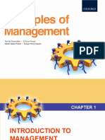 Chapter 1 Introduction to Management (1)