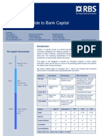 Bank Capital Refresher