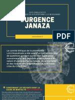 #UrgenceJanaza