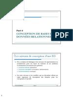 C08-Modelisation Conceptuelle Et Logique Des BD