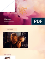 presentation of characters in hamlet