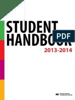 2013-2014 MNTC Student Handbook