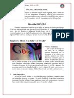 CULTURA ORGANIZACIONAL GOOGLE Y NIKE.docx
