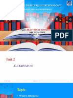 EE_S4_EM-II_25.03.2020(Types and construction of alternator)