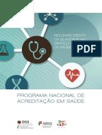 programa nacional de acreditação em saúde