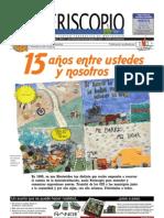 180-PERISCOPIO- 15 años informando al barrio, Periscopio es la niña bonita del periodismo