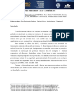 USO DE VITAMINA C EM COSMETICOS