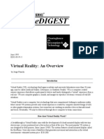 Virtual Reality-An Overview