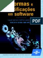 Normas e certificações em software - Sebrae