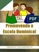 (01) Brinde - Promovendo a Escola Dominical-1