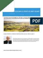 %22Impliquer la population dans les projets de Smart villages%22   Réseau rural français.pdf