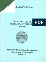 1 Barani Village Development Project Page(1-122)