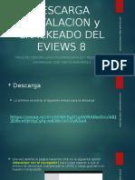 DESCARGA E INSTALACION DE EVIEWS 8.pptx