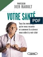 Votre santé by Didier Raoult, Sabine Casalonga.pdf
