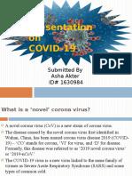 Presentation-on-COVID19-Asha-Akter-ID-1630984