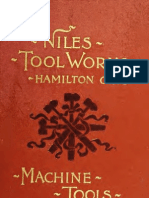 Niles Tool Works Catalog
