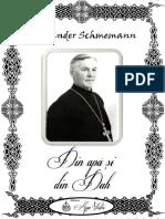 264844469 Alexander Schmemann Din Apă Și Din Duh