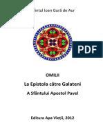 82126412 Ioan Gura de Aur Omilii Galateni