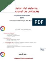 La revisión del Sistema Internacional de unidades.CEM.Mayo 2018.pdf
