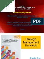 Strategic Management Essentials(1)