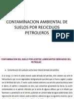 CONTAMINACION DEL SUELOS  2° clase.pptx