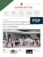 Periódico Fundación Serena del Mar - Manzanillo del Mar - 2019