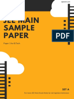 JEE-Main-Sample-Paper-A