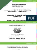 Balanza de Pagos _ Finanzas Internacionales