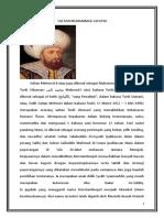 SULTAN MUHAMMAD ALFATIH