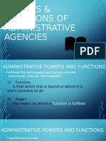 Administrative-Agencies