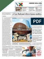 Il Corriere Della Sera Milano 18 Luglio 2015