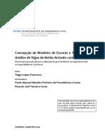 Concepcao de modelos de escoras e tirantes para a analise de vigas de betao armado com aberturas.pdf