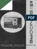 Sencore FE-20 Hi-Lo FET Multimeter
