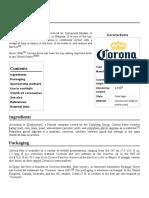 Corona (Beer)