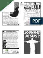 Folleto - Quien Es Jesus