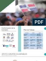 Presentación/Comisión de Asuntos Sociales