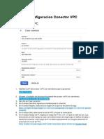 Guia para configuracion Conector VPC.docx