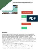 Concevoir et construire un centre aquatique ou une piscine publique PDF - Télécharger, Lire.pdf