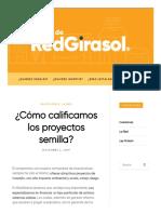 ¿Cómo calificamos los proyectos semilla_ – El Blog de RedGirasol®.pdf