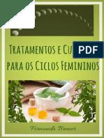 Tratamentos e Cuidados para os Ciclos Femininos (11 páginas)