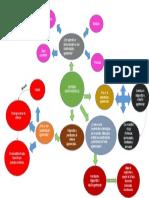 Sistemas agroforestales mapa mental