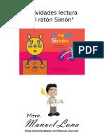 Actividades El ratón Simon completo con portada.pdf