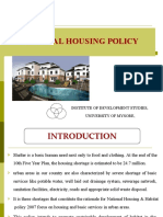 [PDF] National Housing Policy